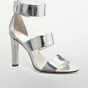 Calvin Klein Metallic sandals